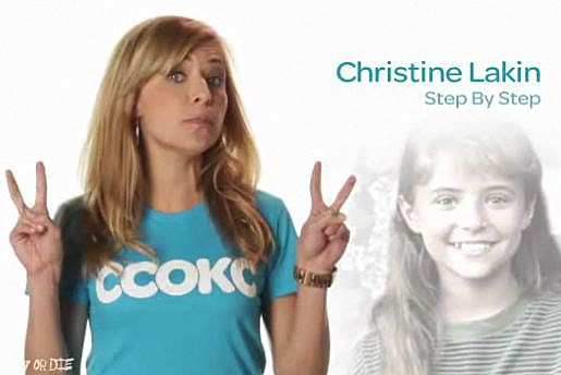 Christine Lakin Funny or Die