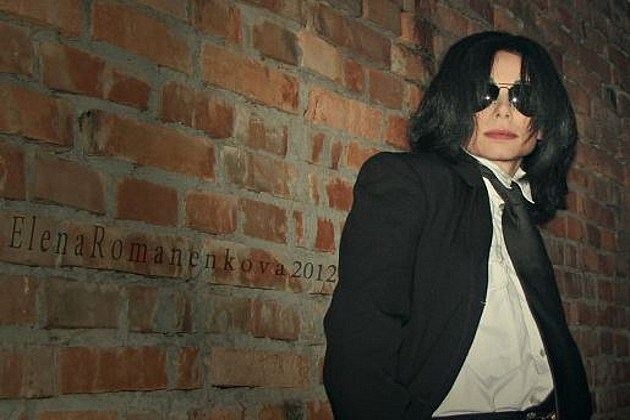 Elena Romanenkova Michael Jackson