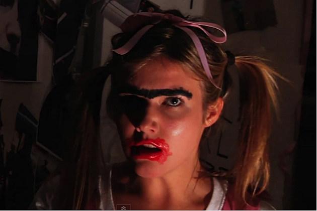 creepy scene from 'Hey Arnold!' spoof