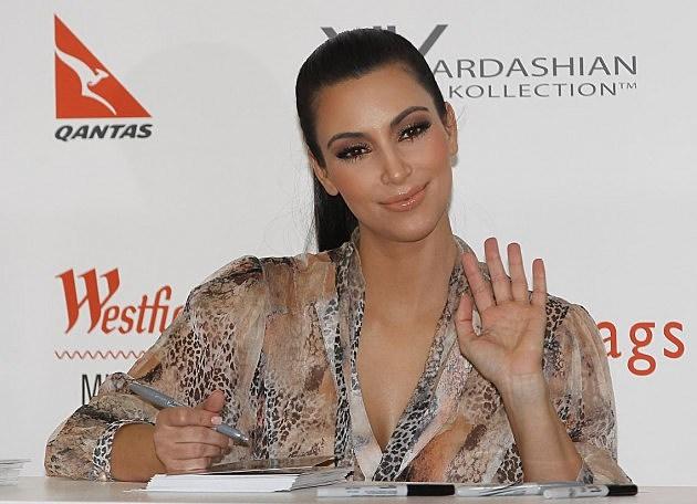 Kim Kardashian Glendale