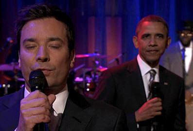 Obama slow jam