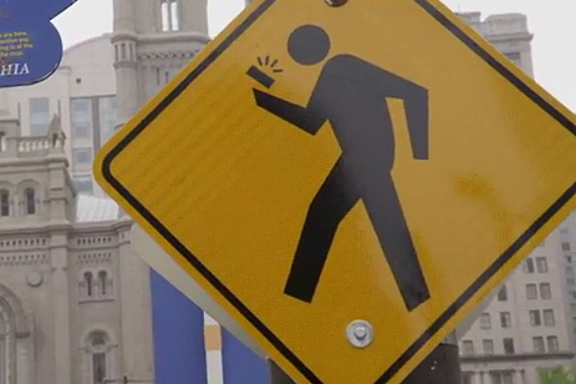 Philadelphia Unveils 'Texting Lane' April Fool's Prank