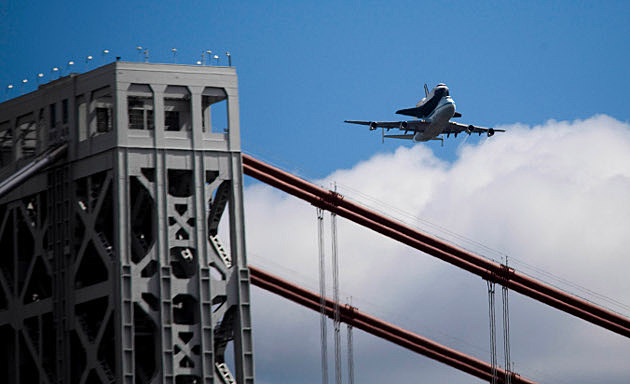 Space Shuttle Bridge