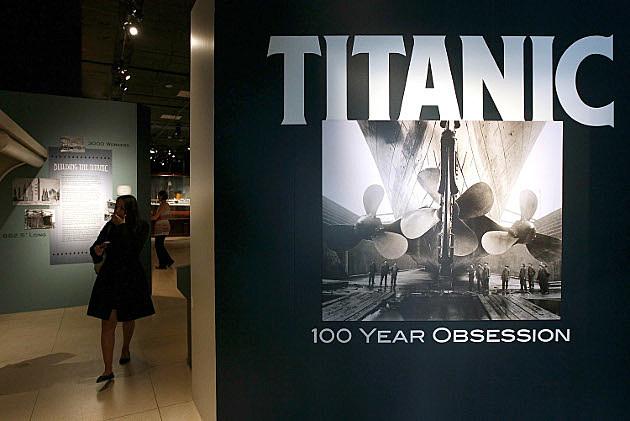 Titanic show