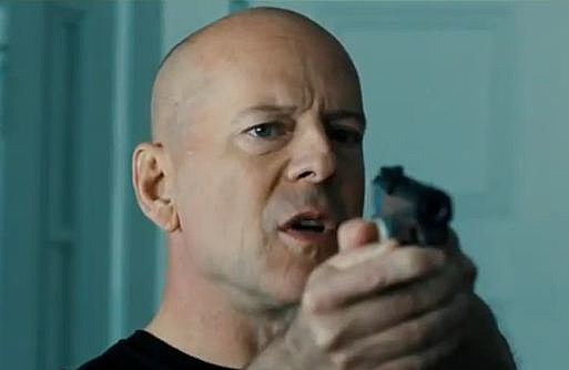 Bruce Willis GI Joe Retaliation
