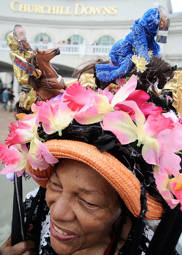 Kentucky Derby Hats - Beatrice Sanders