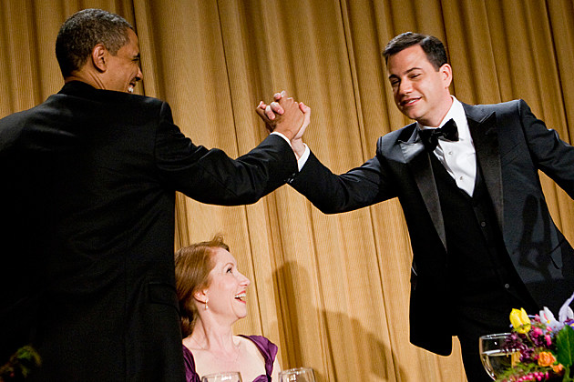 Jimmy Kimmel's White House Correspondents' Dinner Speech