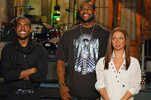LeBron James on 'SNL'