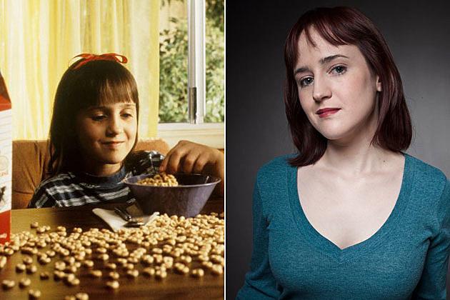 'Matilda's' Mara Wilson
