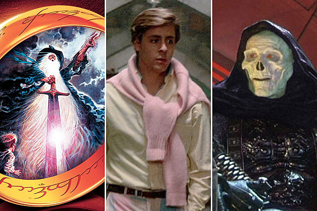 'Lord of the Rings' animated movie, 'Making the Grade,' 'Masters of the Universe'