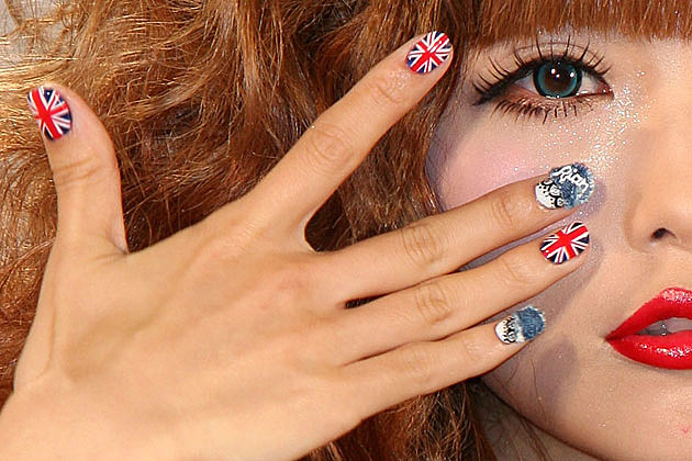 Nail Art Designs - United Kingdom
