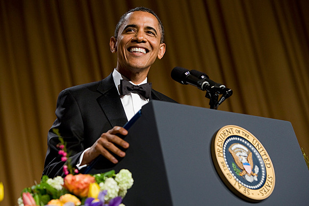 President Barack Obama's White House Correspondents' Dinner Speech