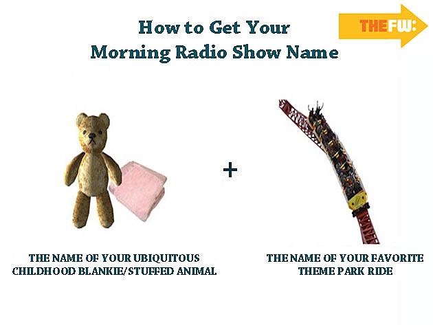 Radio Show Name