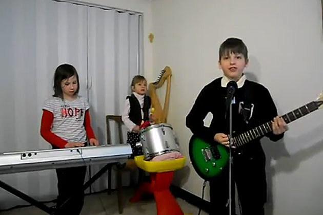 Rammstein kids band