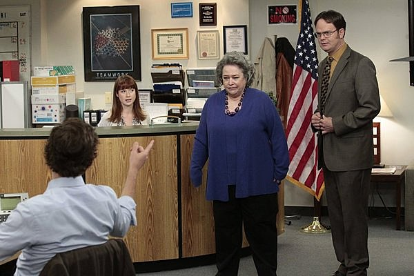 Richest Fictional Characters - Jo Bennett from 'The Office'