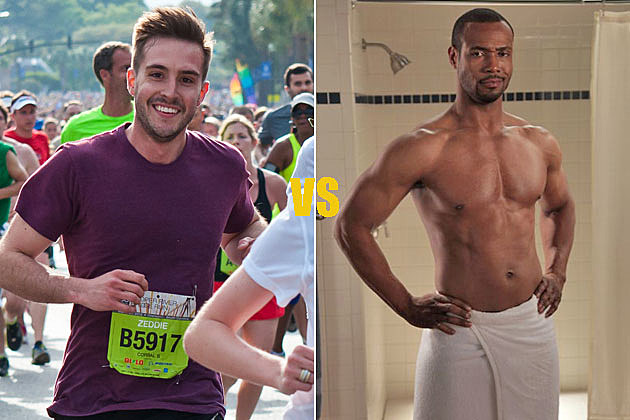 'Ridiculously Photogenic Guy' vs. Old Spice Guy
