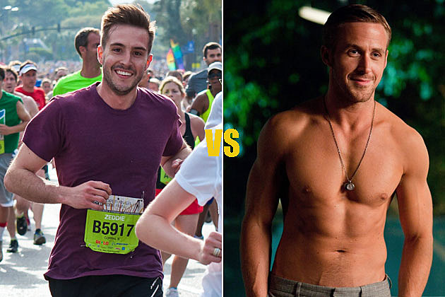 'Ridiculously Photogenic Guy' Zeddie Little vs. Ryan Gosling