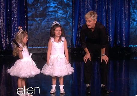 sophia grace and rosie Ellen