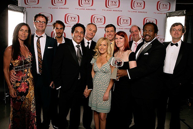 "6th Annual ""TV Land Awards"" - Portraits the office nbc"