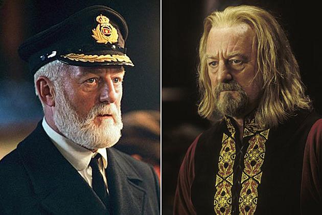 'Titanic' - Bernard Hill