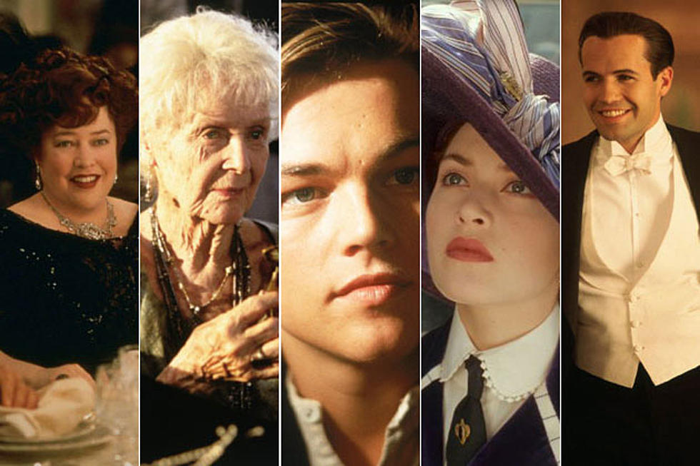 see the cast of titanic then and now