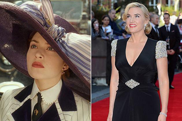 'Titanic' - Kate Winslet