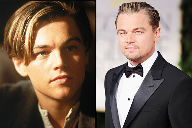 'Titanic' - Leonardo DiCaprio