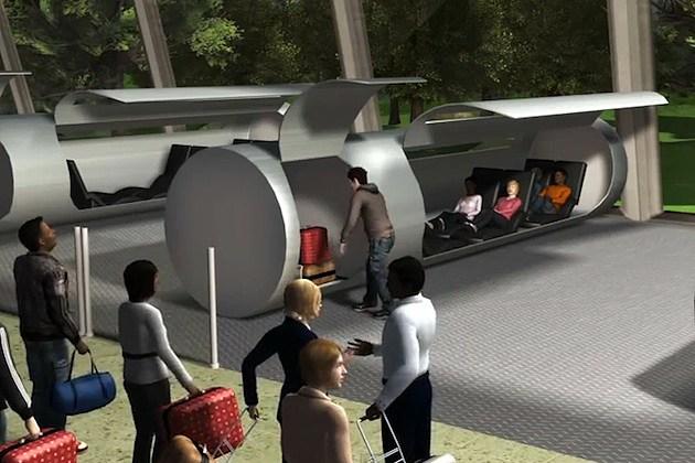 Evacuated Tube Transport Technologies