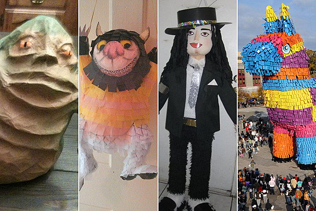 Wackiest Pinatas