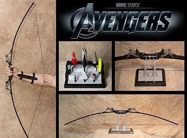 Avengers in Lego