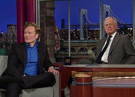 Conan Letterman