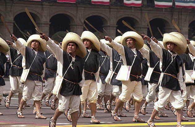 Mexico Celebrates Independence Day