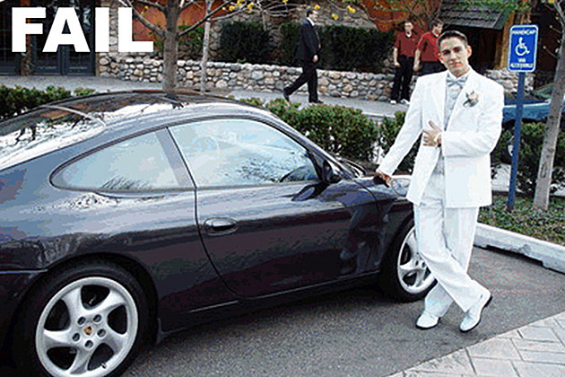 Epic School Prom FAIL