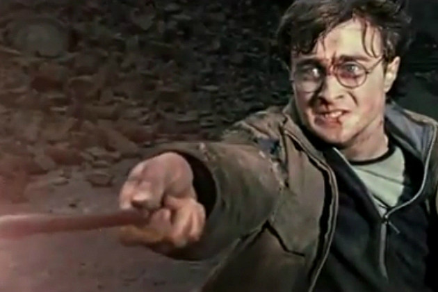 Supercut of Just the Spells from Harry Potter
