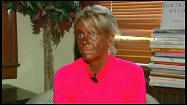 Tan Woman