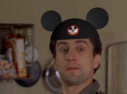 Taxi Driver Disney