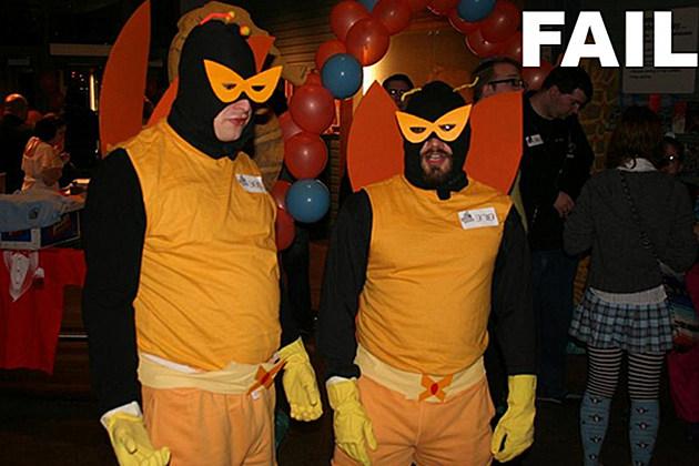 Venture Bros. Prom Fail