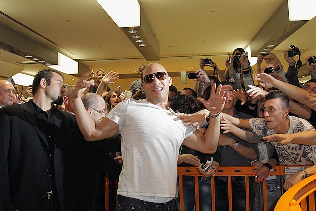 Fast & Furious 5 Rome Premiere