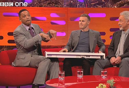 Will Smith Graham Norton