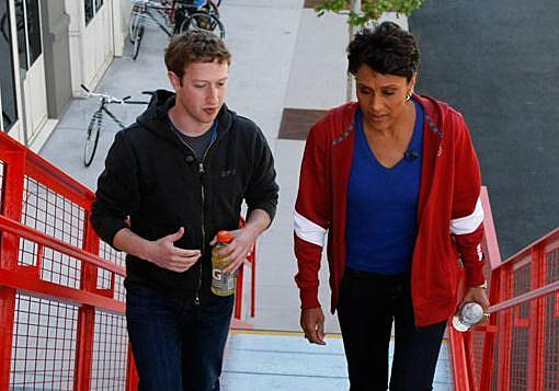 Zuckerberg Roberts