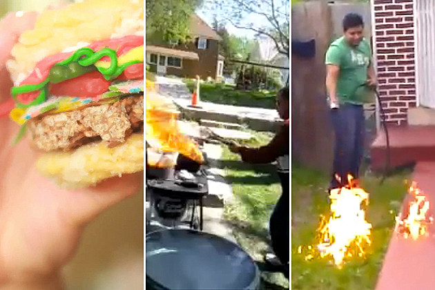 Barbecue Fails