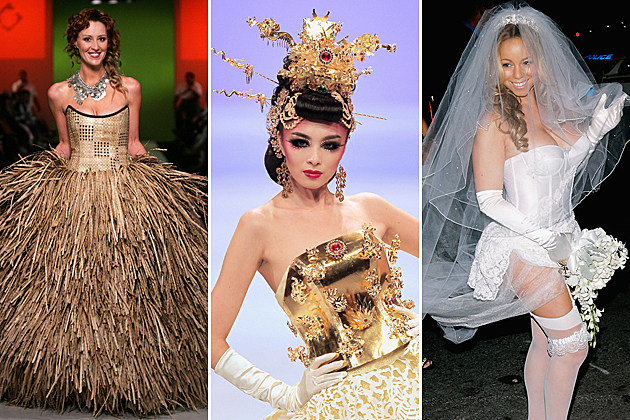 Craziest Wedding Dresses