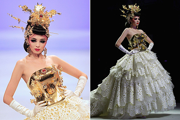 Crazy Wedding Dresses