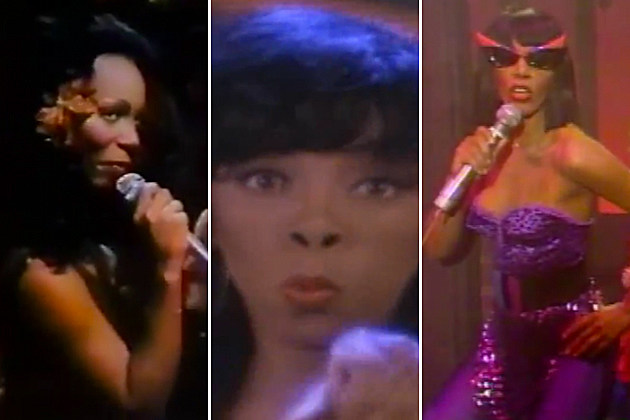 Donna Summer Dead - Best Moments