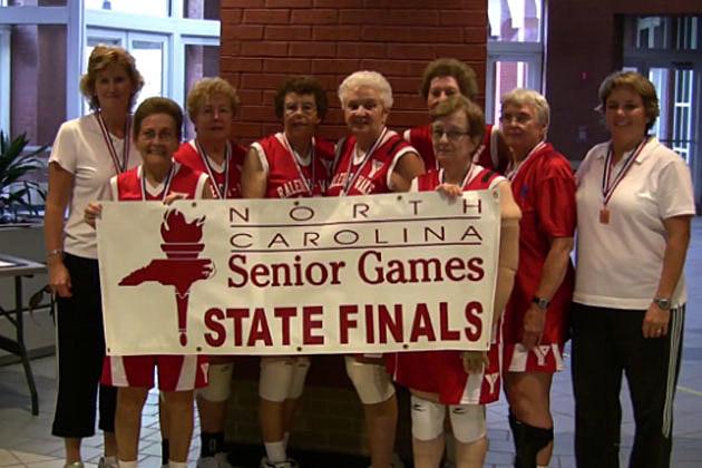 Granny's Got Game women