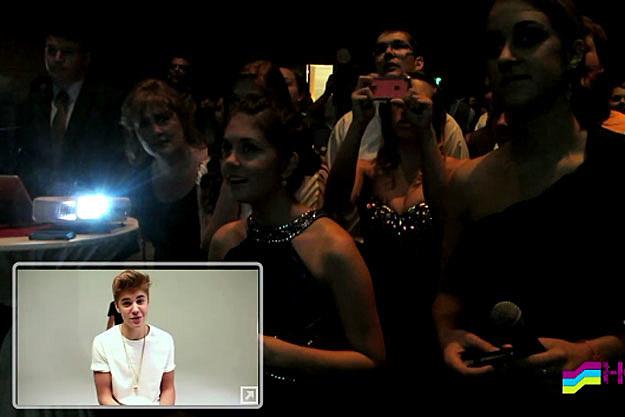 Justin Bieber Cady