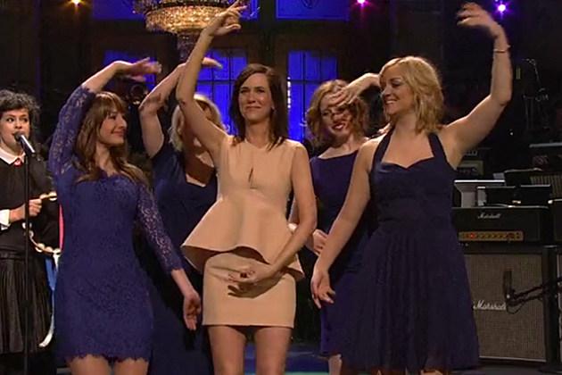 Kristen Wiig 'SNL' goodbye
