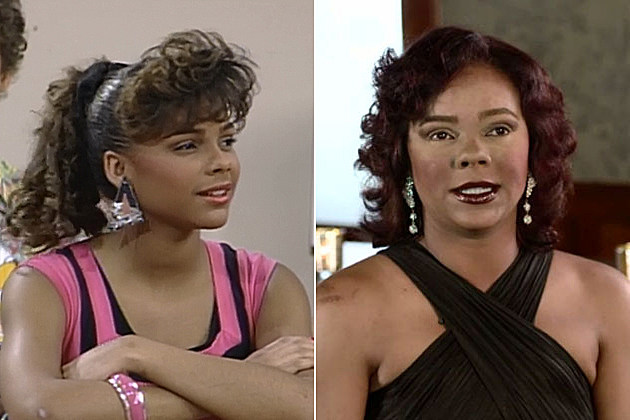 Lark Voorhies from 'Saved by the Bell' Then and Now