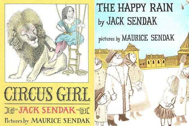 Maurice Sendak's brother Jack Sendak