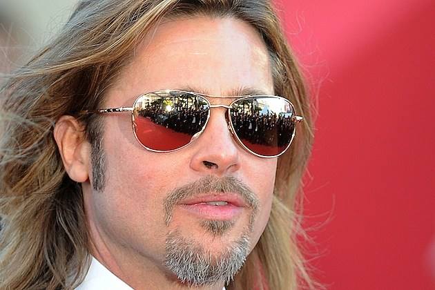 """Killing Them Softly"" Premiere Brad Pitt"